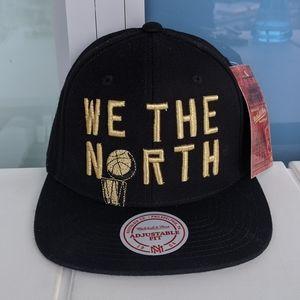 "Mitchell & Ness Toronto Raptors ""We The North"" Cap"